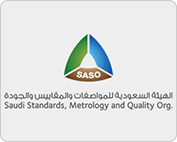 Saudi Arabian Standards Organization (SASO)